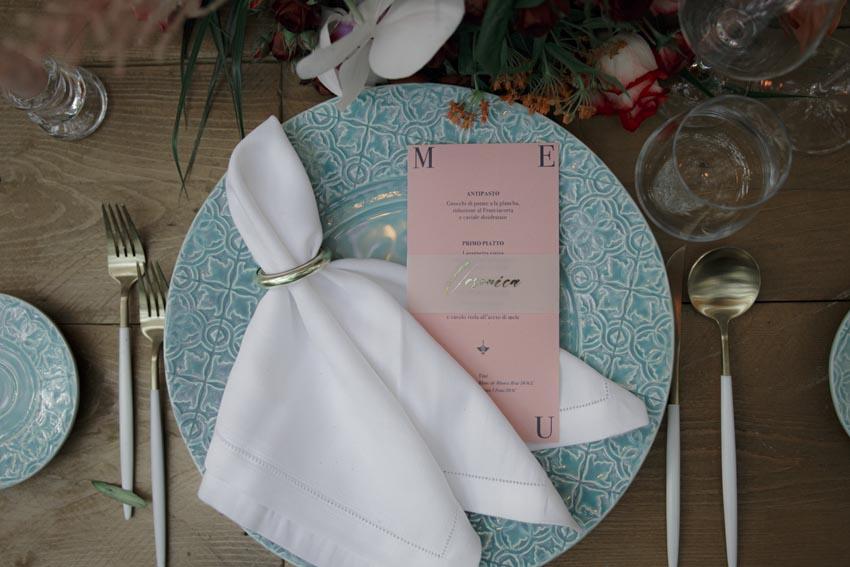 Ila Malù_Wedding Design | Table Setting