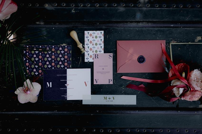 Ila Malù_Wedding Design | Stationery