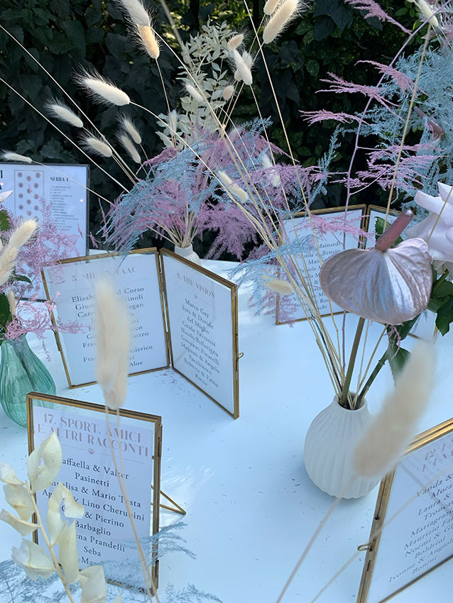 Ila Malù_Wedding Design   Stationery